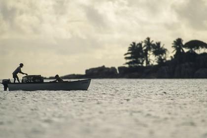 Maldives, fishing
