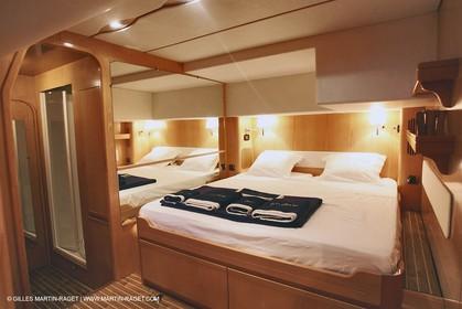 Catamaran - Privilege 585 - Go Free - Caribeans - Martinique