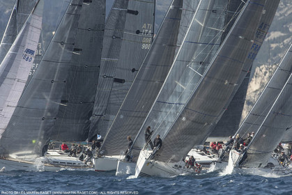 26 03 2016 - Marseille (FRA,13) Marseille Sailing Week - IRC 1, 2, 3 fleet