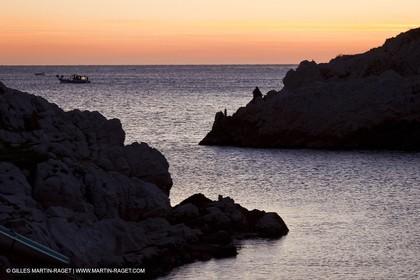 Décember 2009 - Marseille (FRA) - Les Calanques - Callelongue