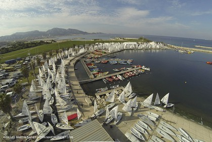 Laser Europa Cup 2014 - Training day - Marseille (FRA,13) - 10 04 2014
