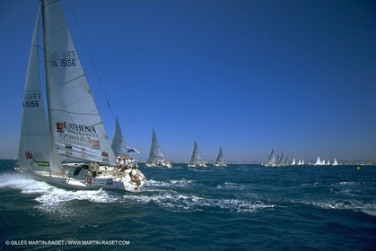 French Sailing Tour