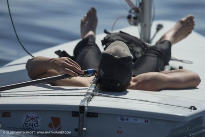 YCPR Laser Europa Cup 2014 - Finals Day 1 - Marseille (FRA,13) - 14 04 2014