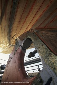 Classic Yachts, construction, refit, wood work, woden details