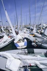 Sailing, Dinghies, Hyères Olympic Week