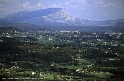 Sainte Victoire mountain