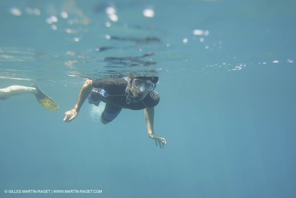 Snorkeling - Diving - 2005, Port Cros Island