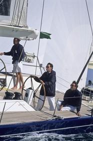 Sailing, Classic yachts, Voiles de Saint-Tropez 2001