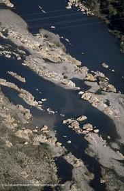 Durance river near Meyrargues