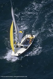 Sailing, Dinghies, Caravelle