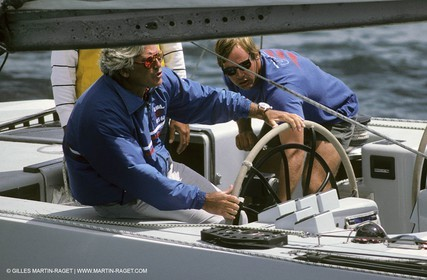 America's Cup, Fremantle 1987, USA, Tom Blackhaller