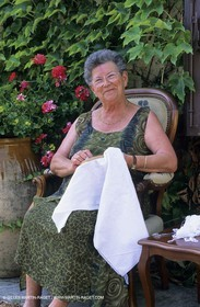 Boutis - cloths from Provence