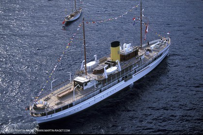 Delphine - Classic Motoryachts