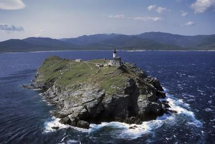 Corsica - Giraglia Island