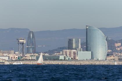 21 12 2014, Barcelona (ESP), Barcelona World Race 2014-15,