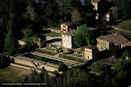Puy Sainte Reparade - Arnajon castle