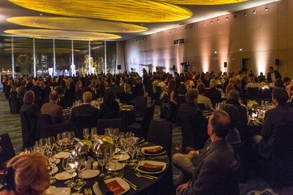 29 12 2014, Barcelona (ESP), Barcelona World Race 2014-15, Gala Dinner,