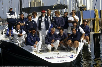 America's Cup - San Diego 1992 -