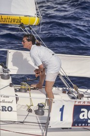 Sailing, Yacht Racing, Offshore racing, Transat AG2R 1996, One Design, 2 crew