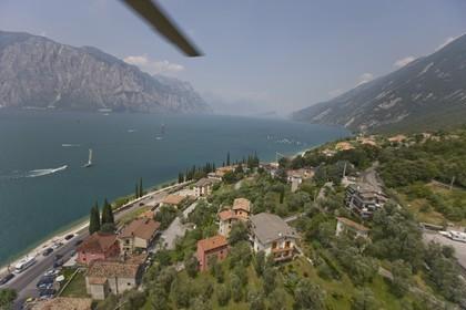 09 07 2008 - Malcesine (ITA, Lake Garda) - RC 44 World Championsship - Malcesine SLAM Cup 08 - Day 2