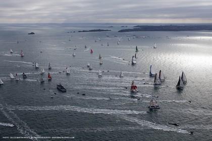 31 10 2010 - Saint Malo (FRA, 35) - Route du Rhum 2010 - Start