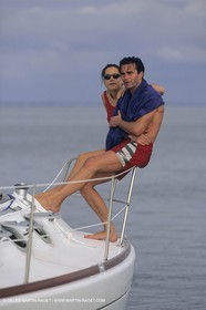 Sailing, cruising, people, couples