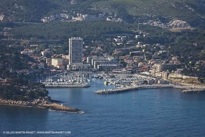 France, Provence, Côte Bleue, Carry