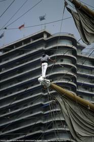 Tall ships - Monaco Classic Week 1997
