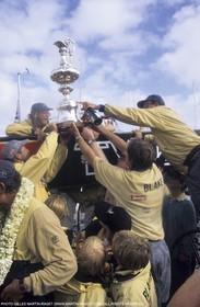 America's Cup, San Diego 1995 - Team NZ
