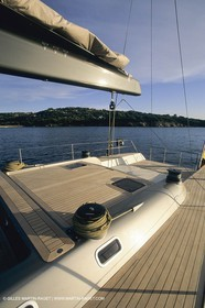 Voile, Sailing, Super Yachts, Wally, Darkshadow