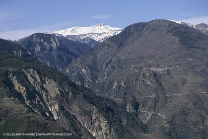France, Provence, Village Perchés des Alpes Maritimes