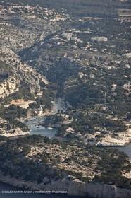 10 03 2009 - Marseille (FRA, 13) - Les Calanques - Port Miou