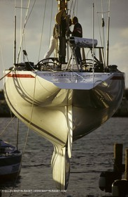 America's Cup, Fremantle 1987, Challenge France , Challenge 12
