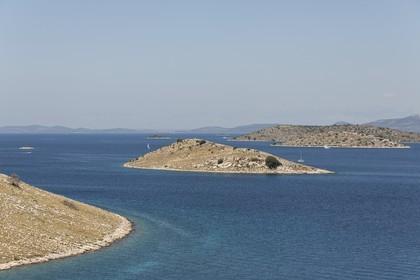14 07 2012 - Kornati Islands archipelago (Croatia) - Otok Kornat Island