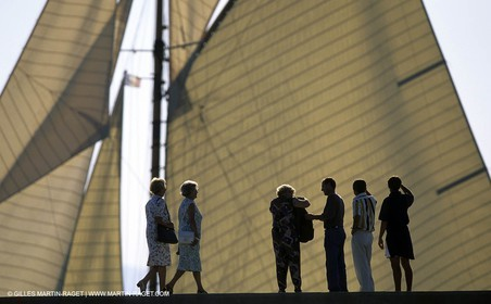 Classic Yachts - Nioulargue - Voiles de Saint Tropez