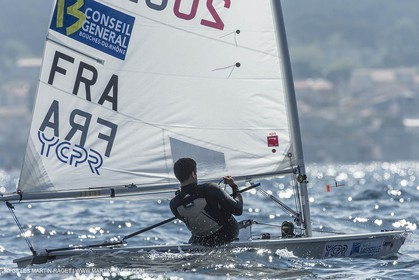 YCPR Laser Europa Cup 2014 - Selection Day 2 - Marseille (FRA,13) - 13 04 2014