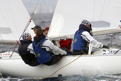 2003 Hyeres Sailing Week (SOF) - Yingling
