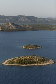 14 07 2012 - Kornati Islands archipelago (Croatia) - Vela Artica and Maia Artica