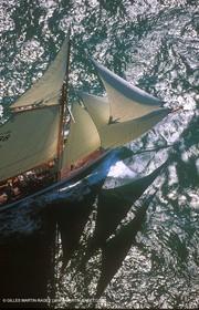 Moonbeam of Fife - Classic yachts