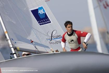 25 04 2008 - Hyères (FRA,83) - Hyères Olympic Week - Day 5 - Medal races.