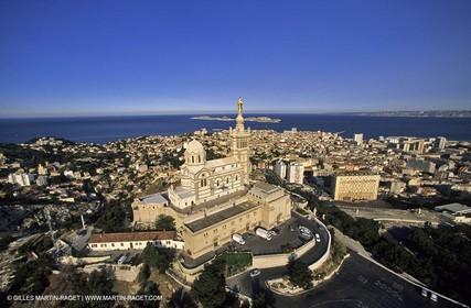 Marseilles, Notre Dame de la Garde