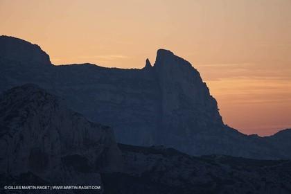 23 03 2009 - Marseille (FRA, 13) - Les Calanques - La Grande Candelle