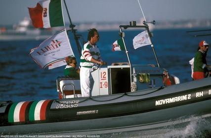America's Cup, Fremantle 1987, Maurizio Gucci