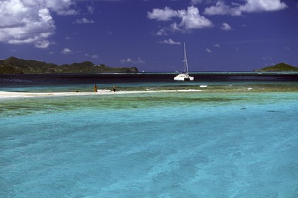 Grenadines - Caribbean - Petit tabac