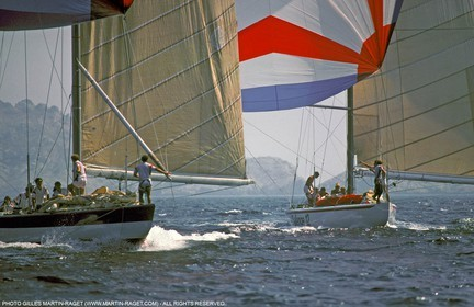 America's Cup, Fremantle 1987, Challenge 12, France 3