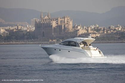 14 05 2008 - Palma de Mallorca (ESP) - Jeanneau - Prestige 38