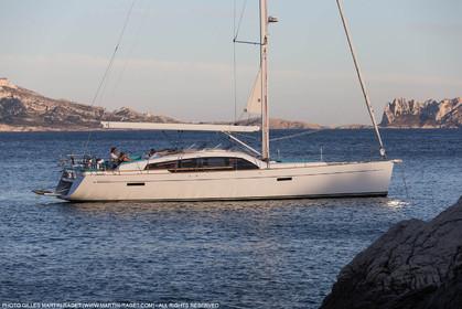 28 07 2016, Marseille (FRA,13) Chantier Wauquiez, Wauquiez Pilot Saloon 58