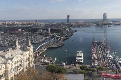 26 12 2014, Barcelona (ESP), Barcelona World Race 2014-15, Barcelona Trainings