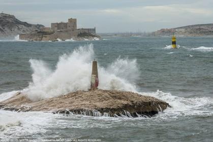 11 01 2016, Marseille,  FRA, winter time