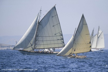 Sailing, Classic yachts (for yacht names check keywords)